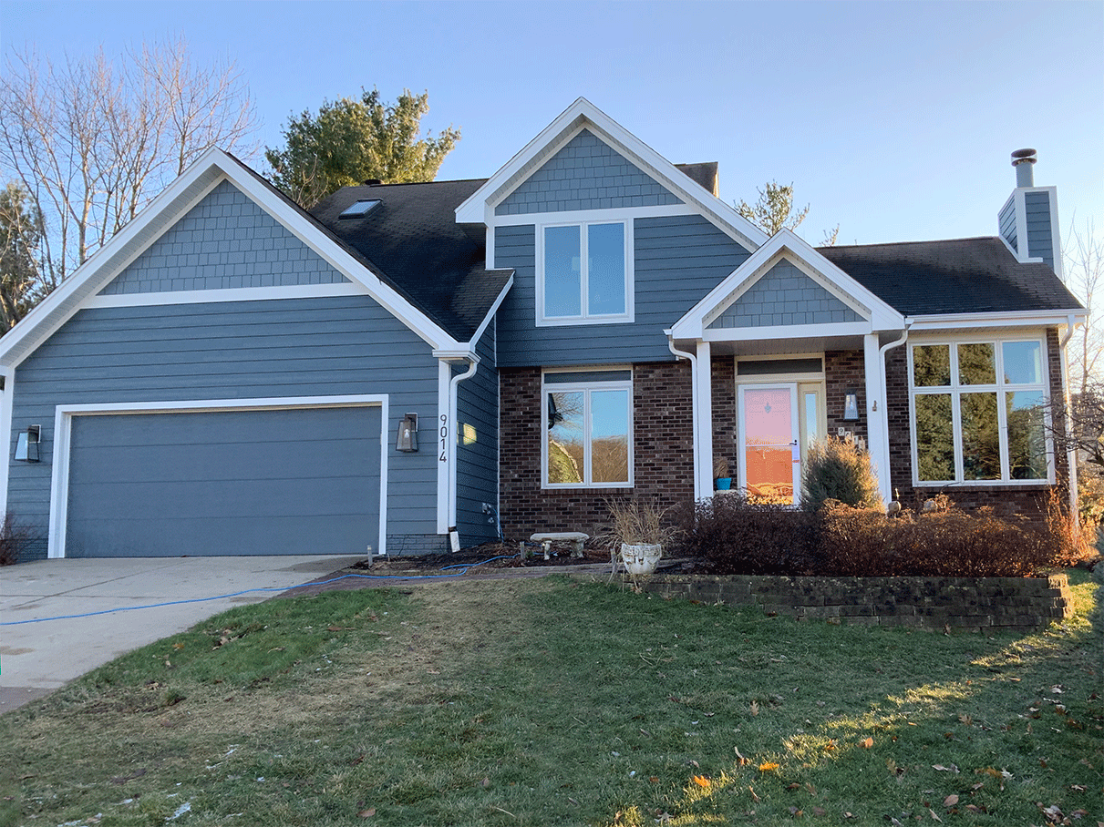 New Windows and Vinyl Siding Des Moines