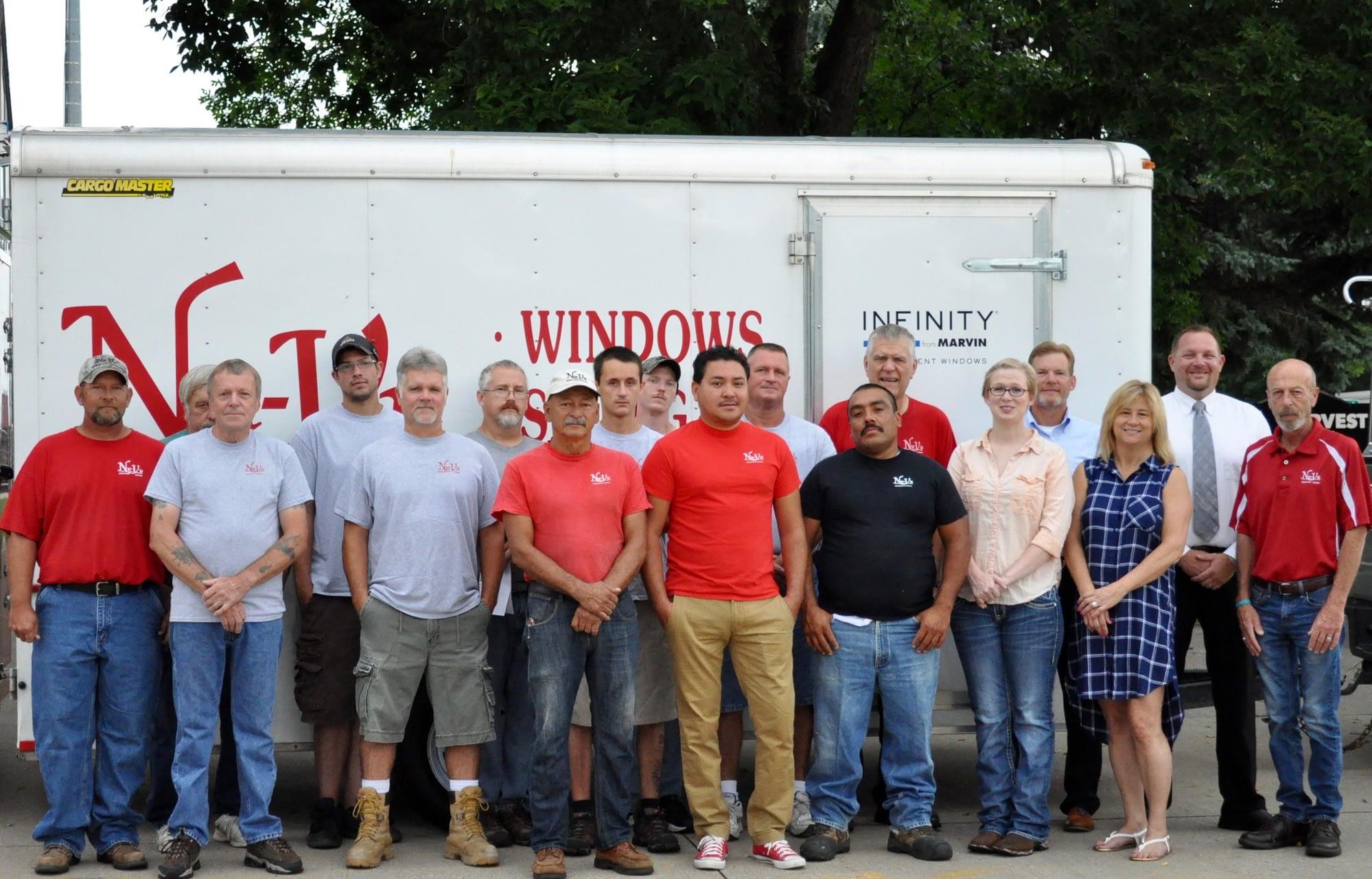 NuVu Windows & Doors Team