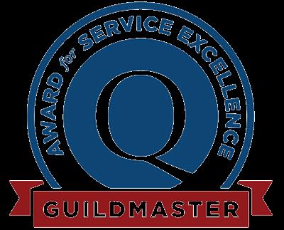 Guildmaster Award Service Excellence