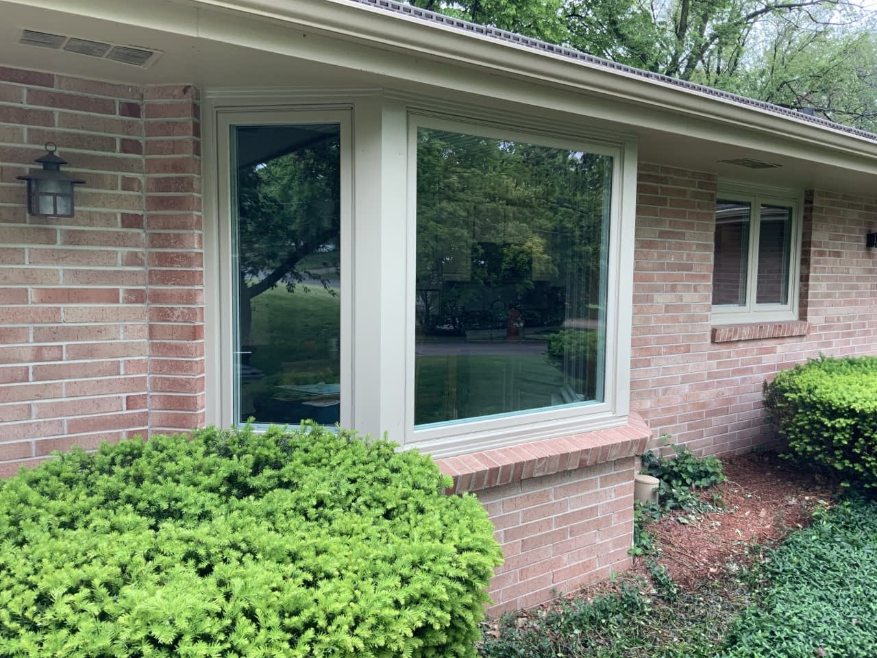 Custom built Bay and casement Infinity windows from Marvin